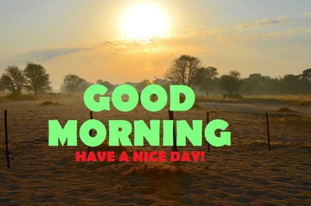 good morning wish images