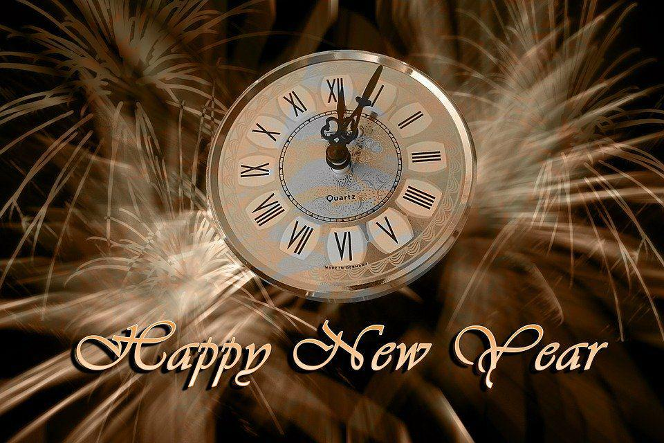 best and unique happy new year images
