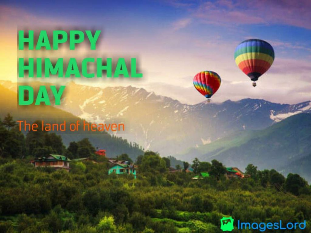 HIMACHAL DAY IMAGES 2022