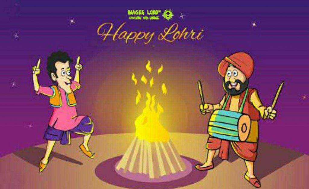 happy lohri images 2020