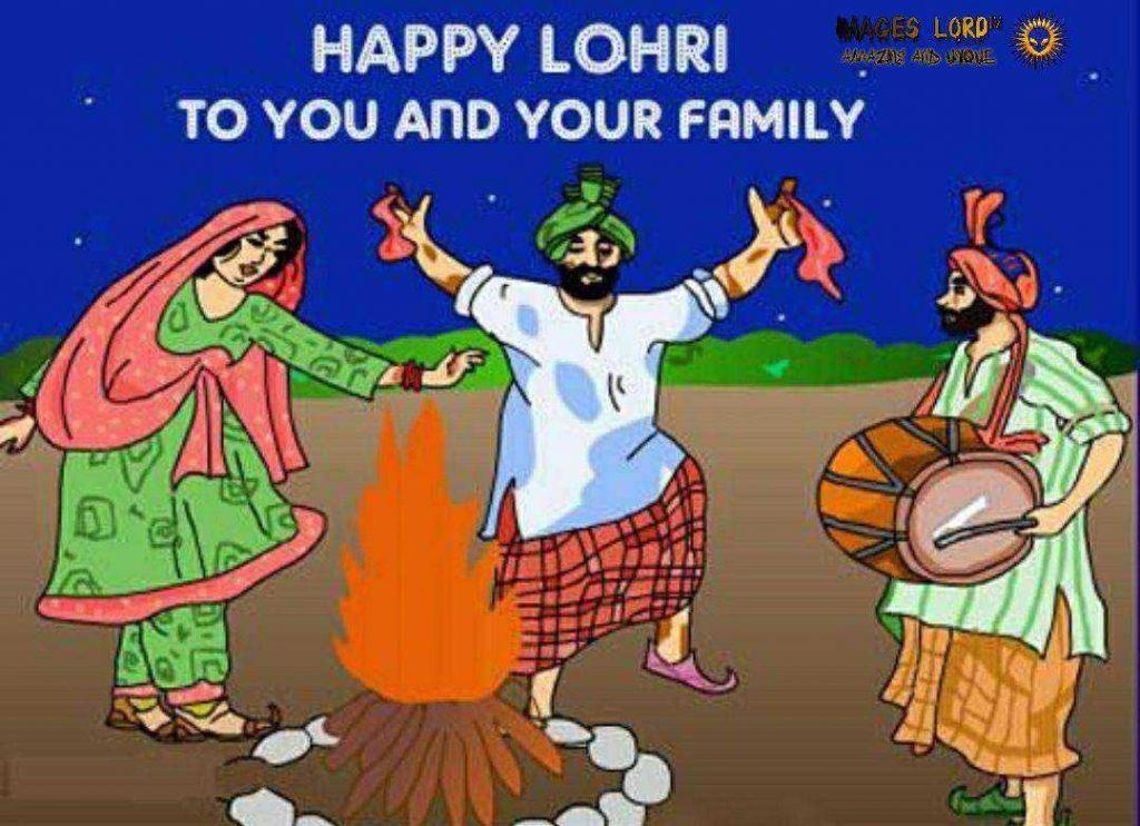 LOhri greeting images