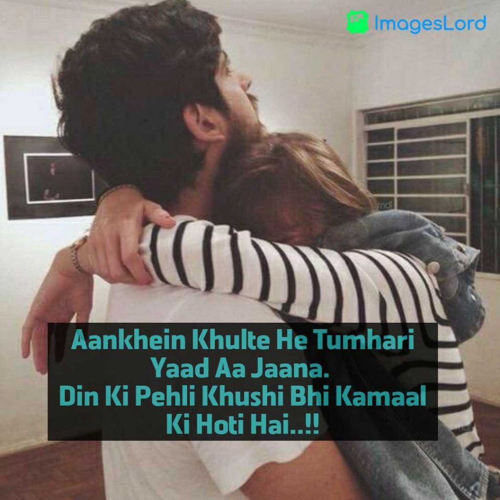 hindi shayari on love