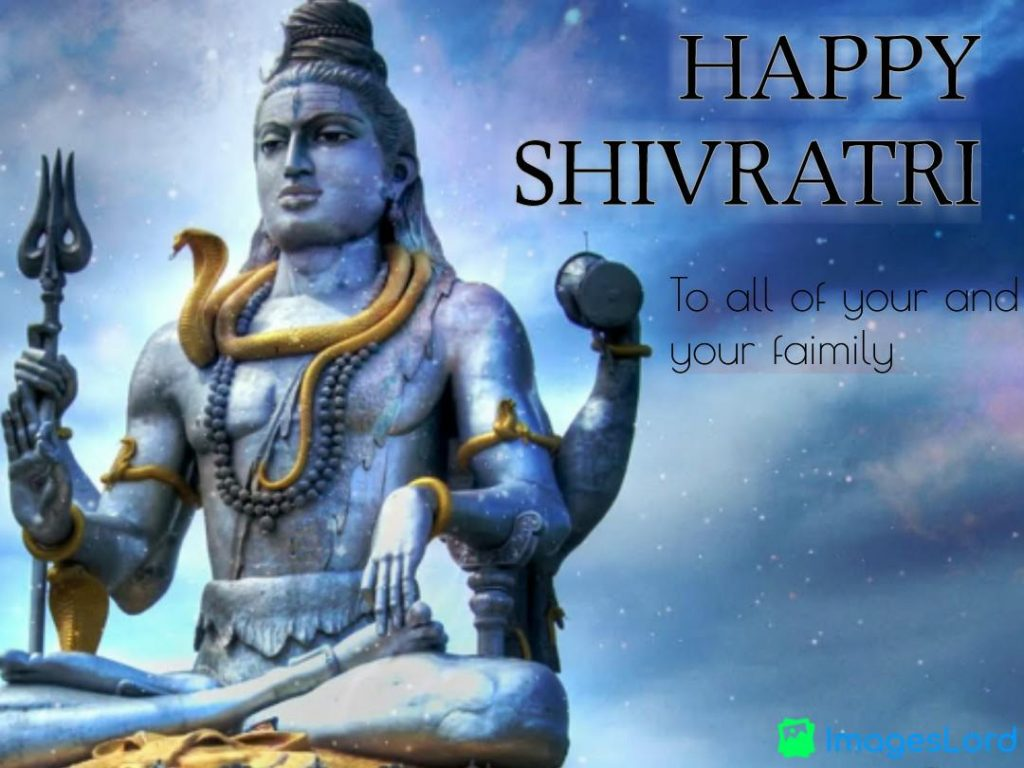 HD images of shivratri 2020